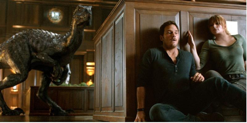 Cinemas de Manaus iniciam vendas para 'Jurassic World: O Reino Ameaçado'