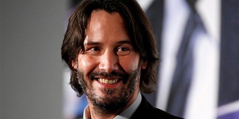 Keanu Reeves está confirmado em comédia romântica na Netflix
