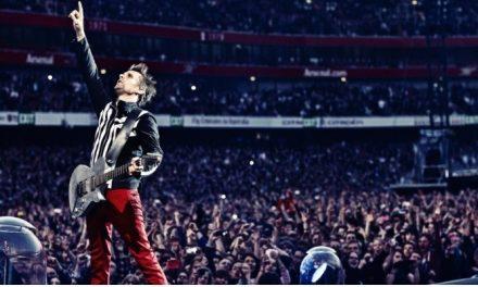 Show do Muse da 'Drones World Tour' será exibido em cinema de Manaus