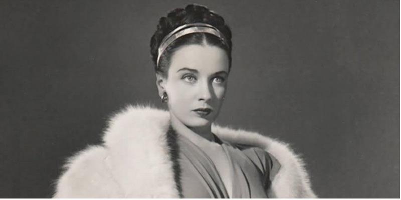 Estrela de Hollywood na década de 1940 morre aos 103 anos