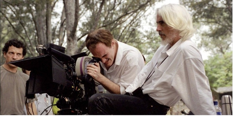 Tarantino retoma parceria com diretor de fotografia para 'Once Upon a Time in Hollywood'