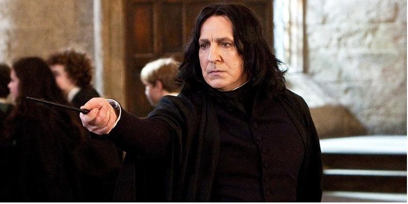 Cartas revelam frustrações de Alan Rickman na série 'Harry Potter'