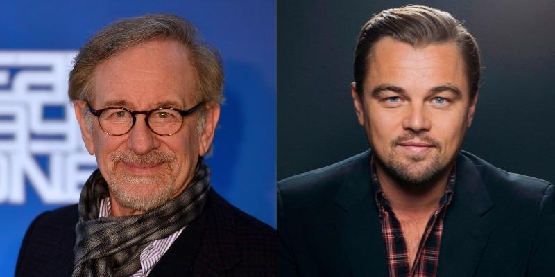 Steven Spielberg e Leonardo DiCaprio planejam nova parceria em filme sobre ex-presidente dos EUA