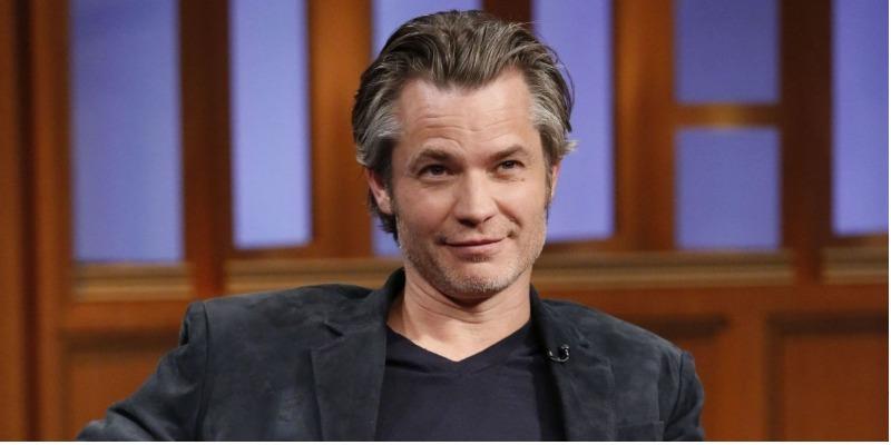 Timothy Olyphant entra na mira do novo filme de Quentin Tarantino