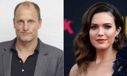 Rei dos filmes-catástrofes reúne Woody Harrelson e Mandy Moore em filme de guerra