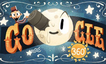 Google homenageia George Méliès com primeiro doodle em realidade virtual