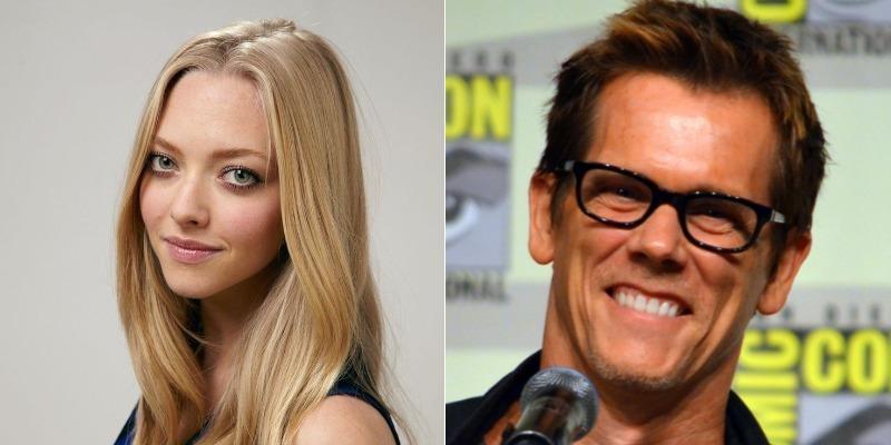 Amanda Seyfried e Kevin Bacon serão protagonistas de suspense sobrenatural