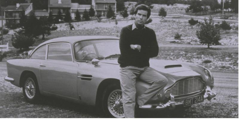 Aston Martin usado em '007 Contra GoldenEye' vai a leilão