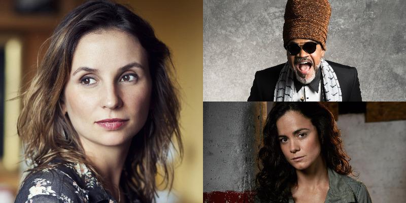 Alice Braga, Carlinhos Brown e Petra Costa são novos integrantes da Academia de Hollywood