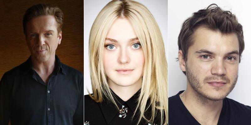 Damian Lewis, Dakota Fanning e Emile Hirsch entram para o elenco do novo filme de Tarantino