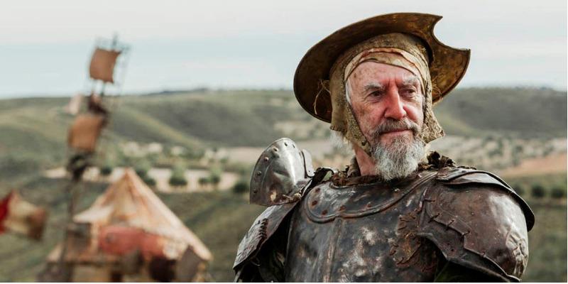 Terry Gilliam perde direitos sobre 'The Man Who Killed Don Quixote'