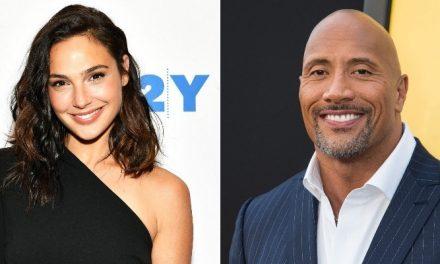 Gal Gadot e Dwayne Johnson serão os protagonistas de 'Red Notice'