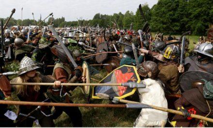 Cinco exércitos de 'O Hobbit' se enfrentam em floresta na República Tcheca