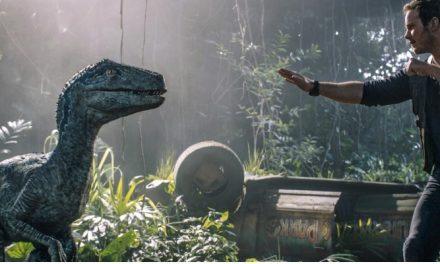 'Jurassic World: O Reino Ameaçado' segue líder das bilheterias nos EUA