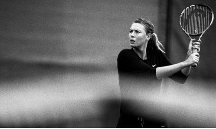 'Maria Sharapova – O Ponto': bajulação tira força de documentário sobre tenista russa