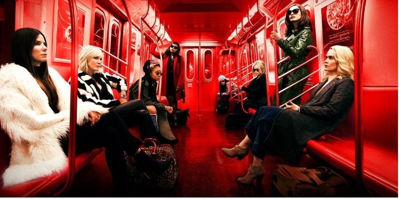 'Oito Mulheres e um Segredo': elenco brilha em trama sem graça