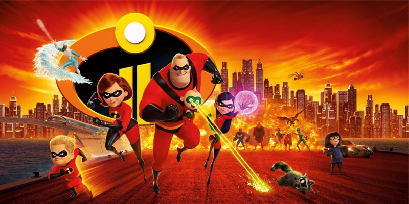 'Os Incríveis 2': animação mantém nível excelente do filme original
