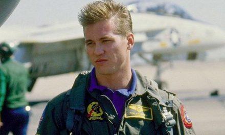 Val Kilmer está confirmado na sequência de 'Top Gun' ao lado de Tom Cruise