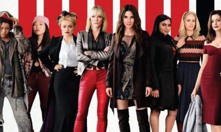 'Oito Mulheres e um Segredo' assume topo das bilheterias no Brasil