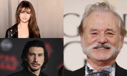 Jim Jarmusch prepara filme de zumbi com Adam Driver, Bill Murray e Selena Gomez