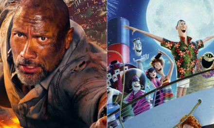 Dwayne Johnson e 'Hotel Transilvânia 3' são atrações nos cinemas de Manaus