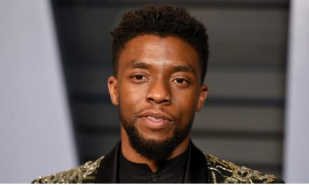 Chadwick Boseman define primeiro filme após sucesso de 'Pantera Negra'
