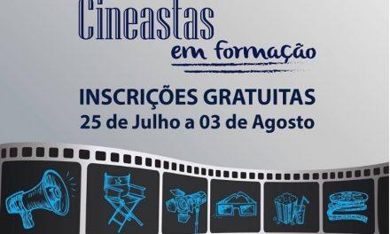 Com mais de 560 inscritos, Casarão de Ideias divulga pré-selecionados para curso de cinema