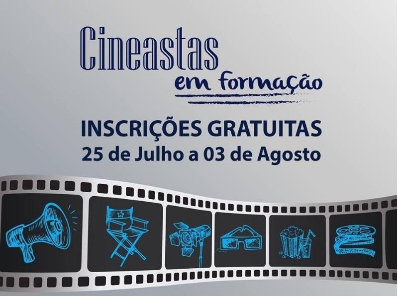 Casarão de Ideias abre inscrições gratuitas para curso de cinema para iniciantes