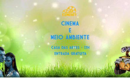 Cine Set leva apresentação sobre cinema e meio ambiente para Virada Sustentável em Manaus