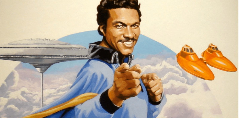 Billy Dee Williams volta a viver Lando Calrissian em 'Star Wars IX'