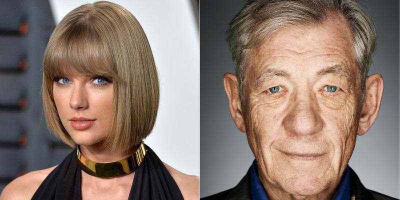 Taylor Swift e Ian McKellen serão estrelas da versão cinematográfica de 'Cats'