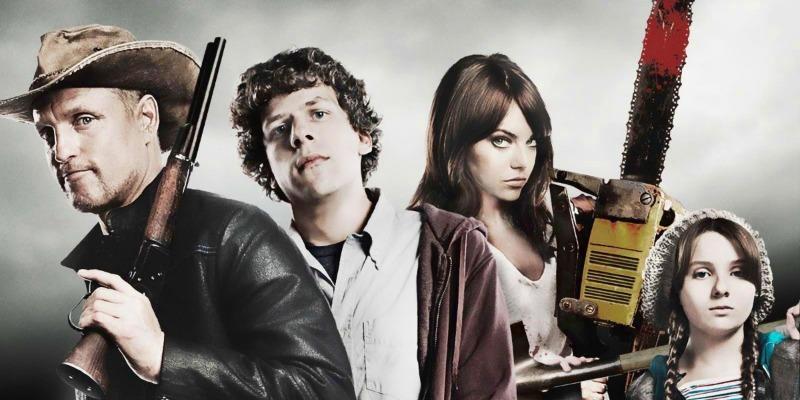 'Zumbilândia' deve ganhar sequência com elenco do filme original