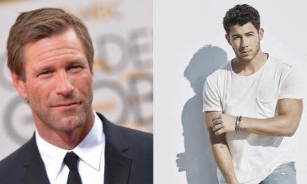 Aaron Eckhart e Nick Jonas estão confirmados no novo filme do diretor de 'Independence Day'