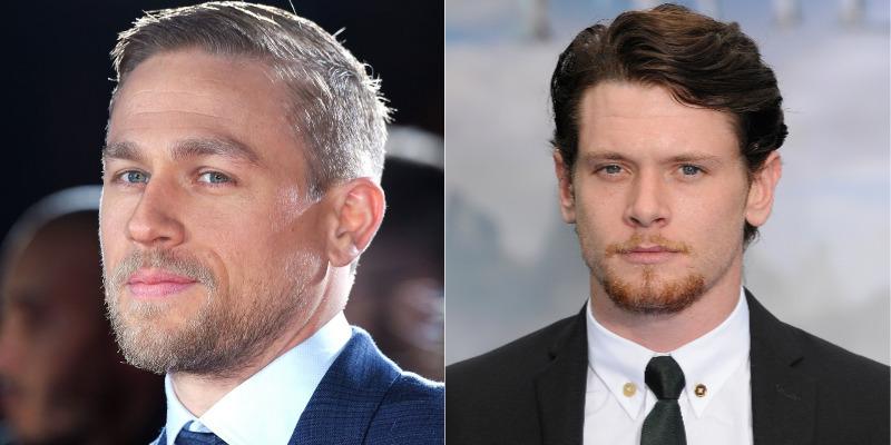 Charlie Hunnam e Jack O'Connell serão protagonistas de drama sobre boxe