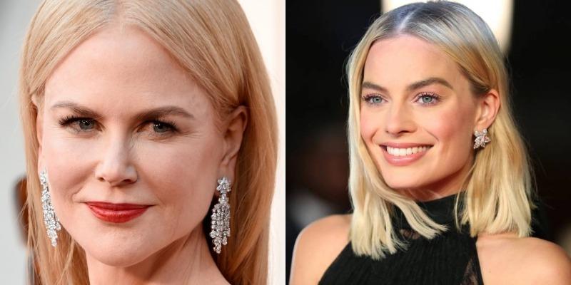 Nicole Kidman e Margot Robbie entram para elenco de filme sobre assédio na Fox News
