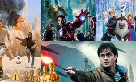 Quem venceria o Oscar de Melhor Filme Popular entre 2010-2018?