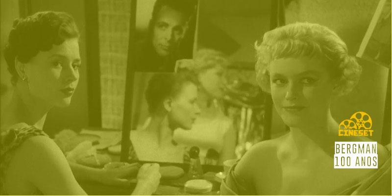 Bergman 100 Anos: 'Sonhos de Mulheres' (1955) e 'A Chegada do Sr. Sleeman' (1957)