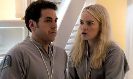 Jonah Hill levou Emma Stone a protagonizar primeira série de TV da carreira