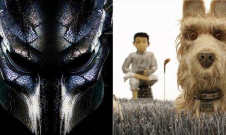 'O Predador' e Wes Anderson são atrações nos cinemas de Manaus