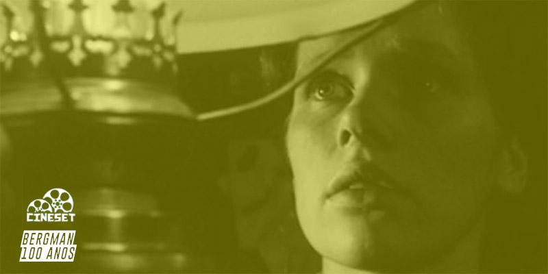 Bergman 100 Anos + Especial Terror: 'A Hora do Lobo' (1968)