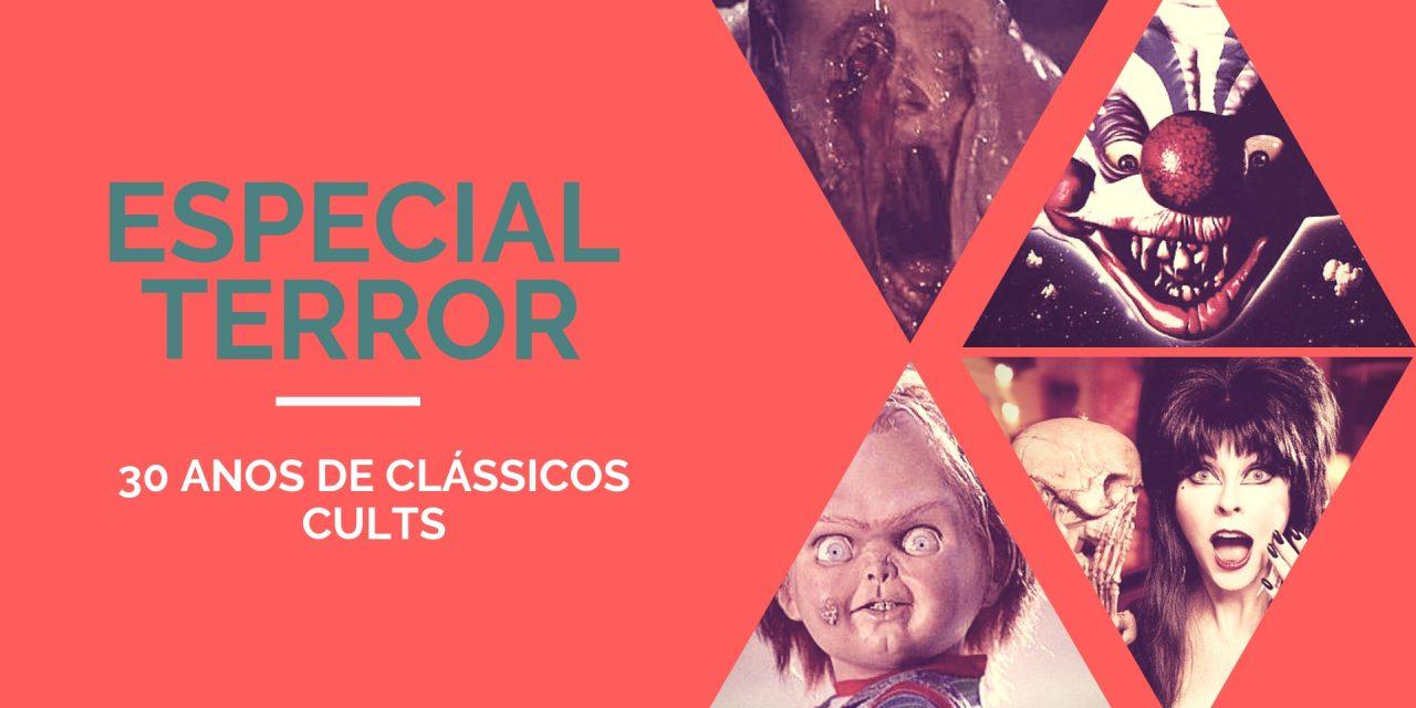 Especial Terror: 'Elvira', 'Boneco Assassino' e os cults com 30 anos