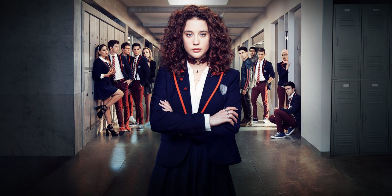 'Elite': '13 Reasons Why' encontra 'How To Get Away With Murder' made in Espanha