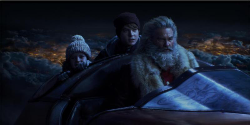 'Crônicas de Natal': magia natalina passou longe em aventura da Netflix