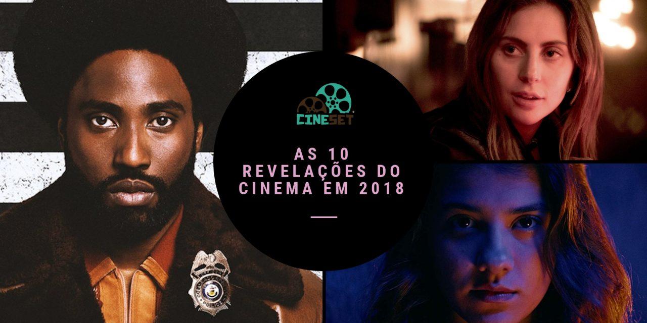 Retrospectiva 2018: as 10 maiores revelações do ano no cinema