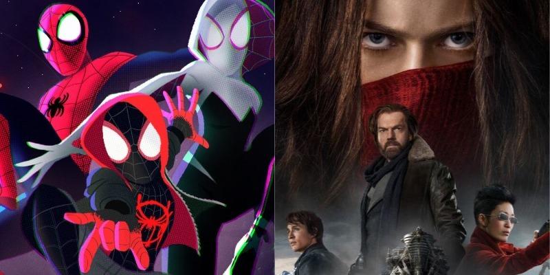 'Homem-Aranha' e 'Máquinas Mortais' são novidades nos cinemas de Manaus