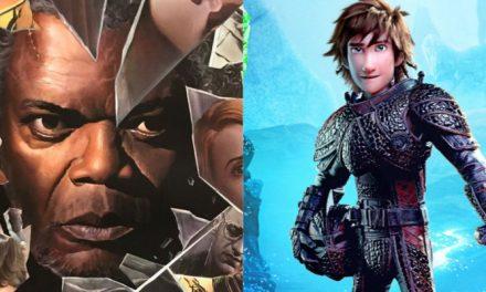 'Vidro' e 'Como Treinar Seu Dragão 3' são atrações nos cinemas de Manaus