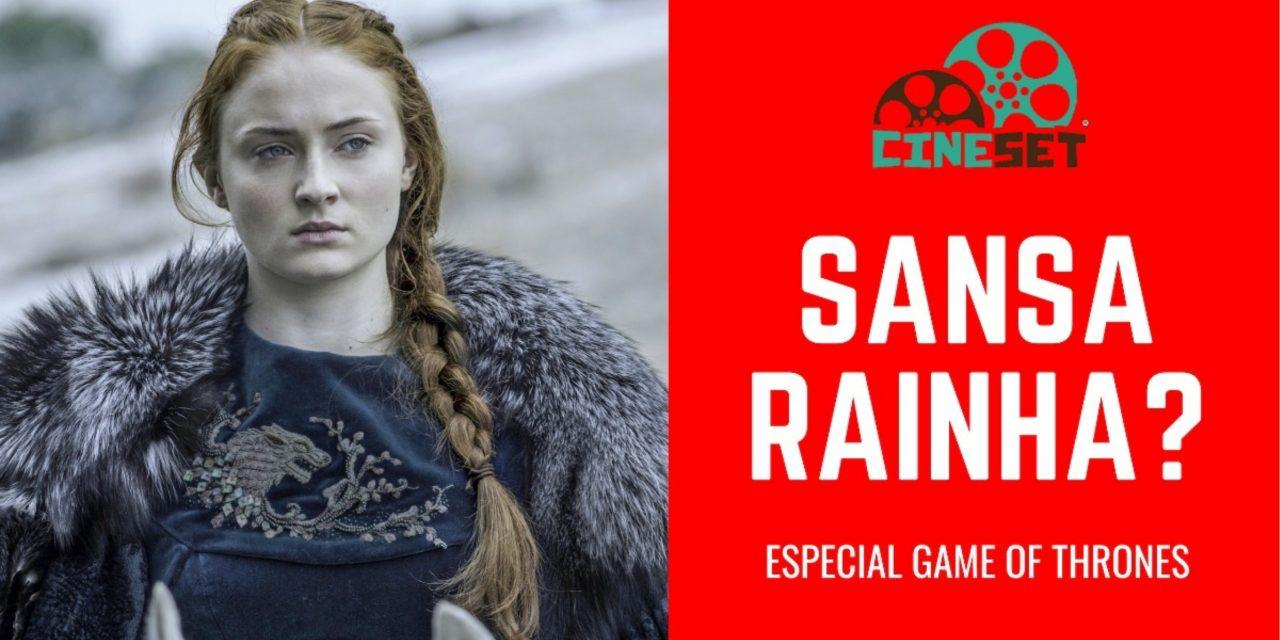 Game of Thrones: quais as chances de Sansa ser a rainha do Trono de Ferro?