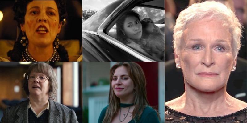 O que a história do Oscar pode dizer às indicadas a Melhor Atriz em 2019?