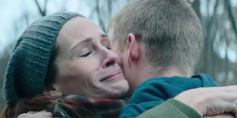 'O Retorno de Ben': parceria sensível entre Julia Roberts e a família Hedges