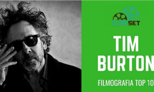 Filmografia Tim Burton: Os 10 Melhores Filmes e o Pior